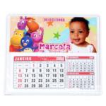 calendario de mesa arte no papel lembrancinhas personalizadas com foto